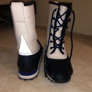 Tory Burch rain/snow boots size 7.5